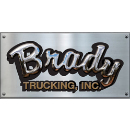 Brady Trucking Inc. logo