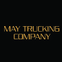 May Trucking Company logo