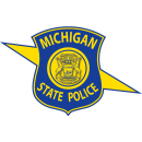 Michigan State Police Department logo